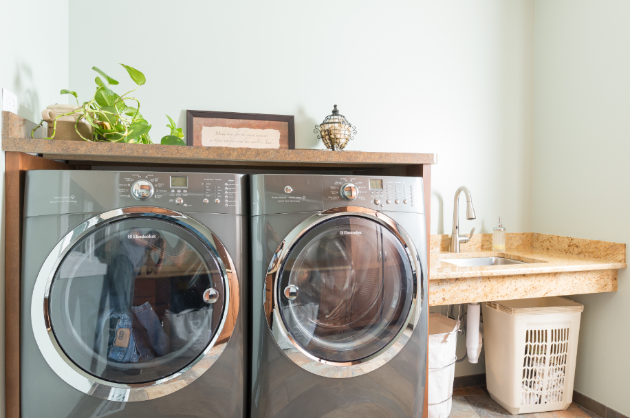 Inspiration for Decorating Your Small Laundry Room | White ...