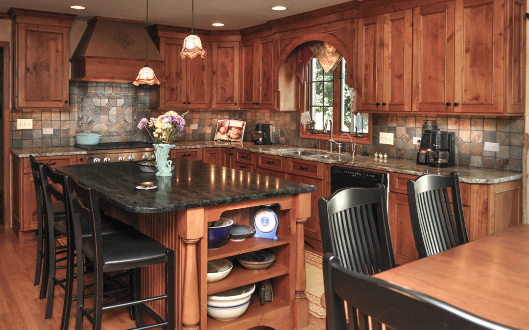 Unique Countertops to Present in Your Kitchen