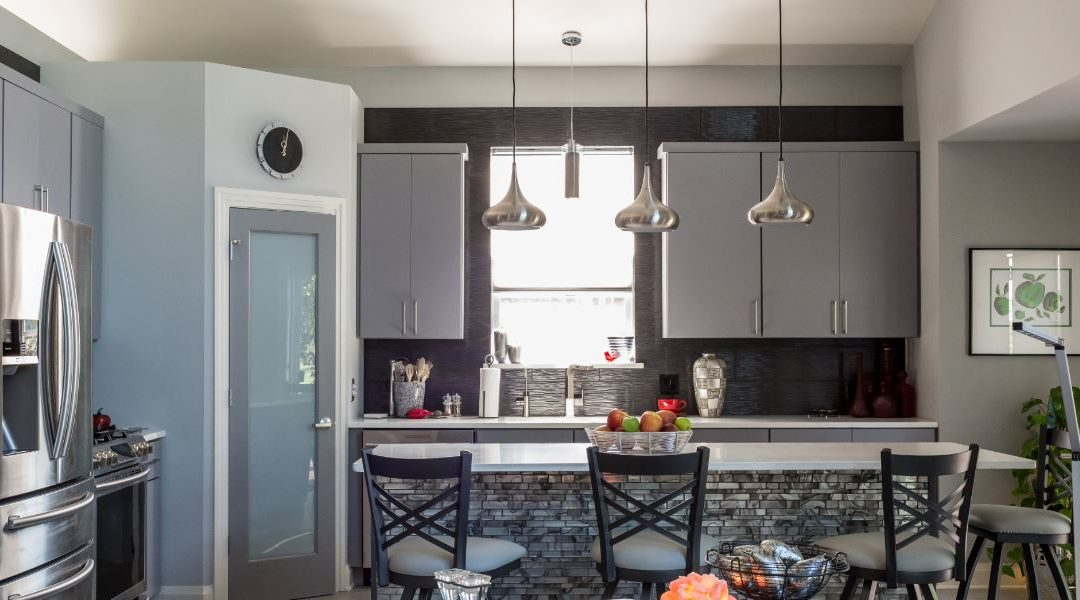 Seating Option Inspiration for Small Kitchens