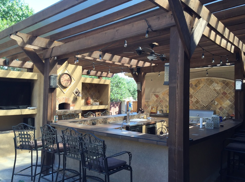 Inspiration for Designing Your Outdoor Kitchen