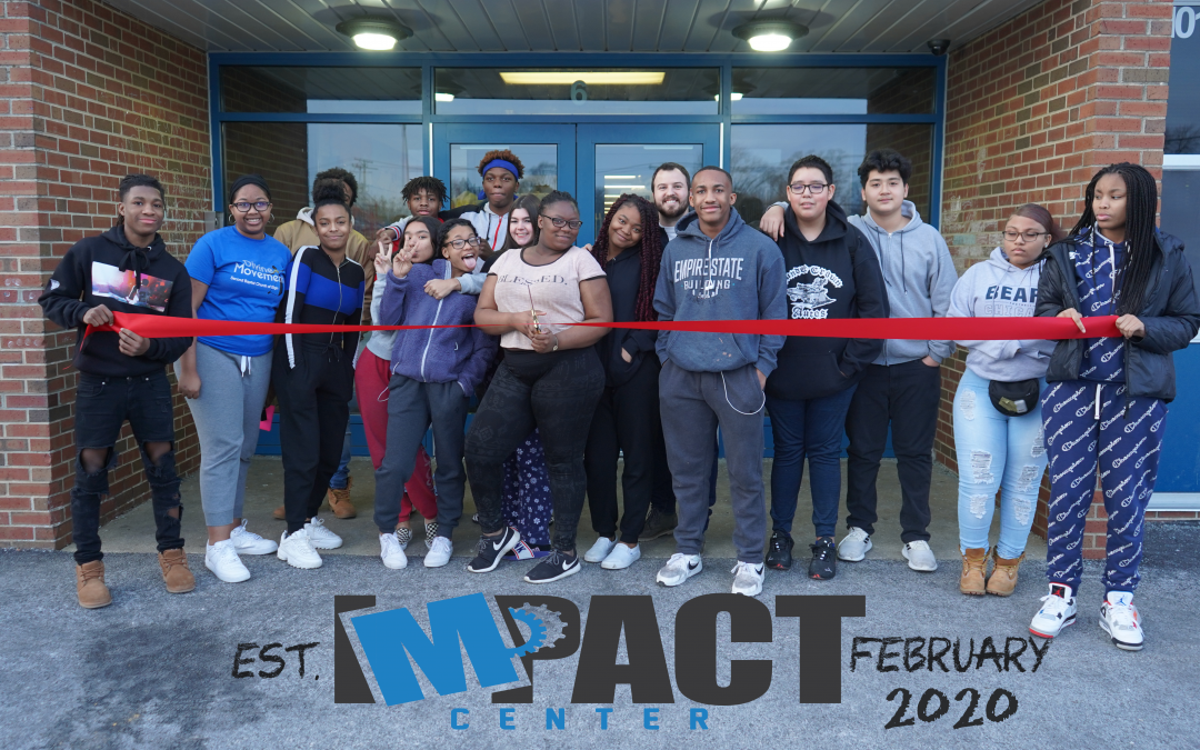 Teen Impact Center Project